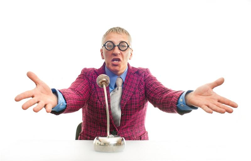 Be prepared for insurance speaking