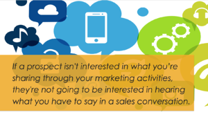 Q4i Not interested during marketing Not interested during sales