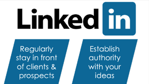 Q4i Using LinkedIn for communication and brand development