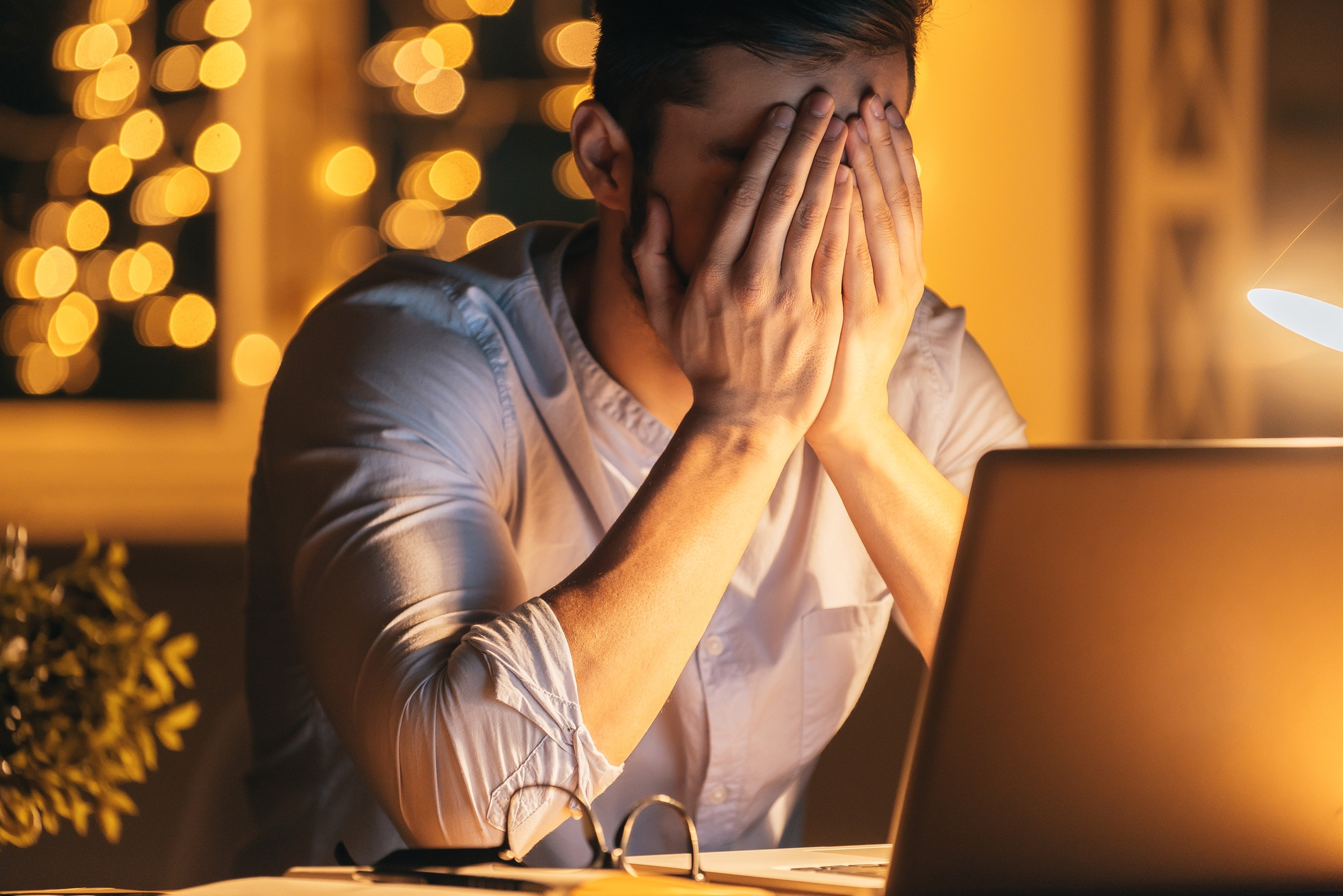 Absenteeism and presenteeism cost businesses billions of dollars each year. Focusing on wellness, paid time off (PTO) policies and employee benefits can help. Sick_at_work.Gstockstudio1.jpg
