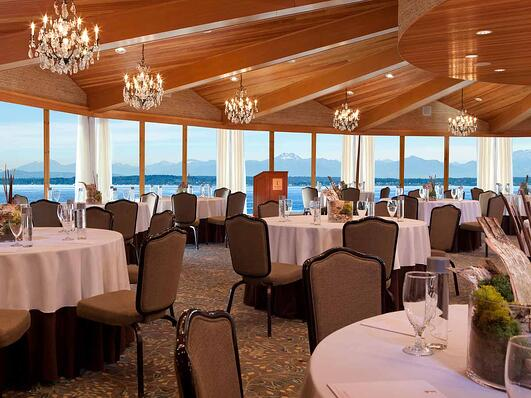 Edgewater Ballroom - Q4Live Seattle 2021