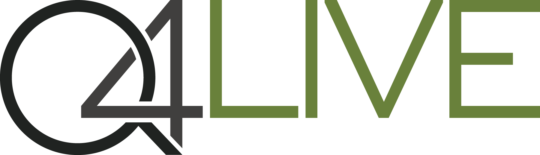 Q4Live logo - networking conference