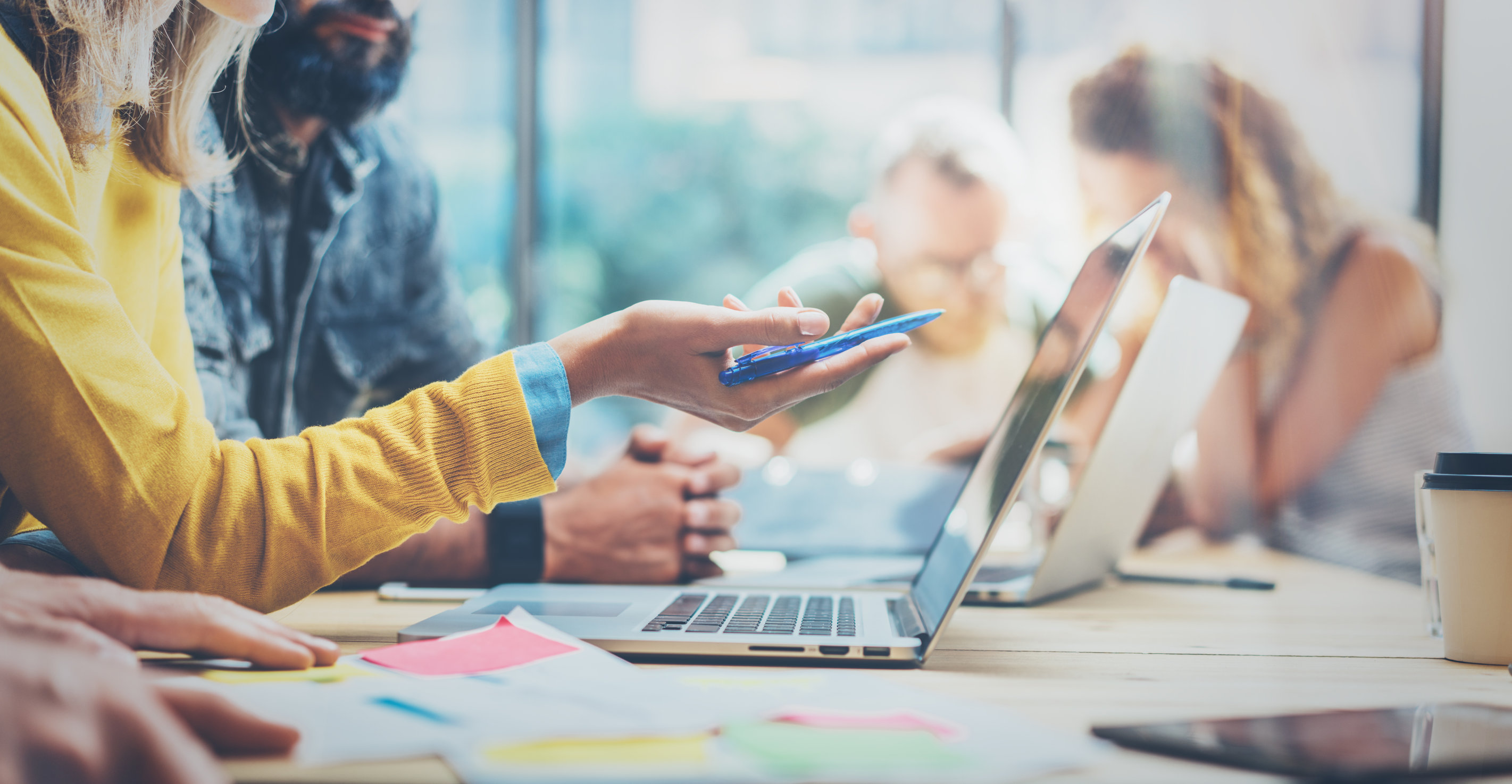 5 Steps Towards Organizational Agility