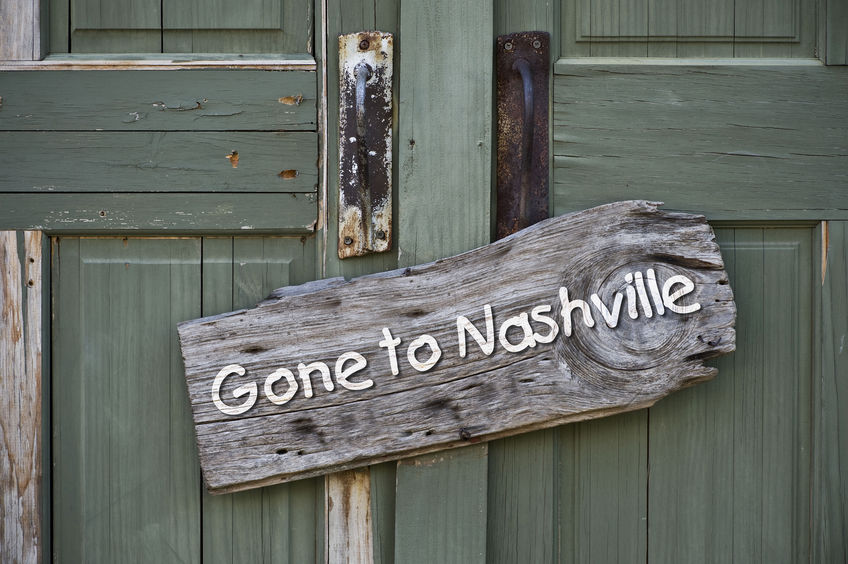 Q4iPacked Our Shift and Went to Nashville