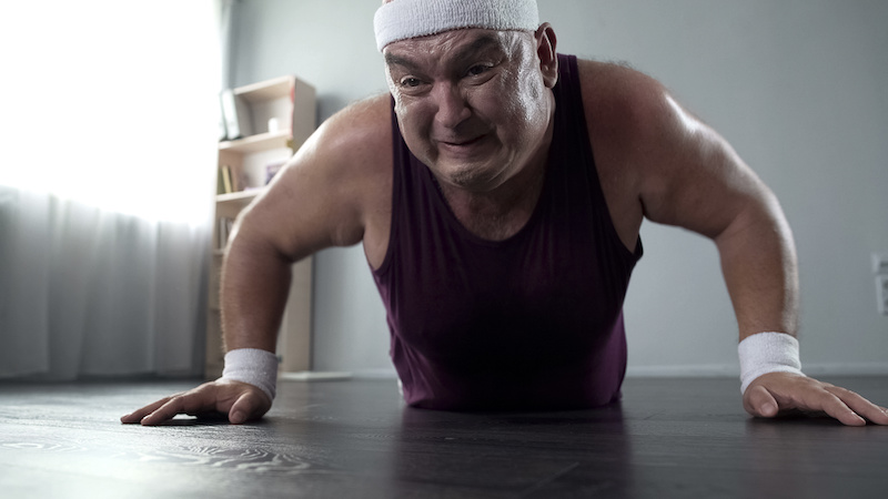 Meaningful Results Require Sweat Equity