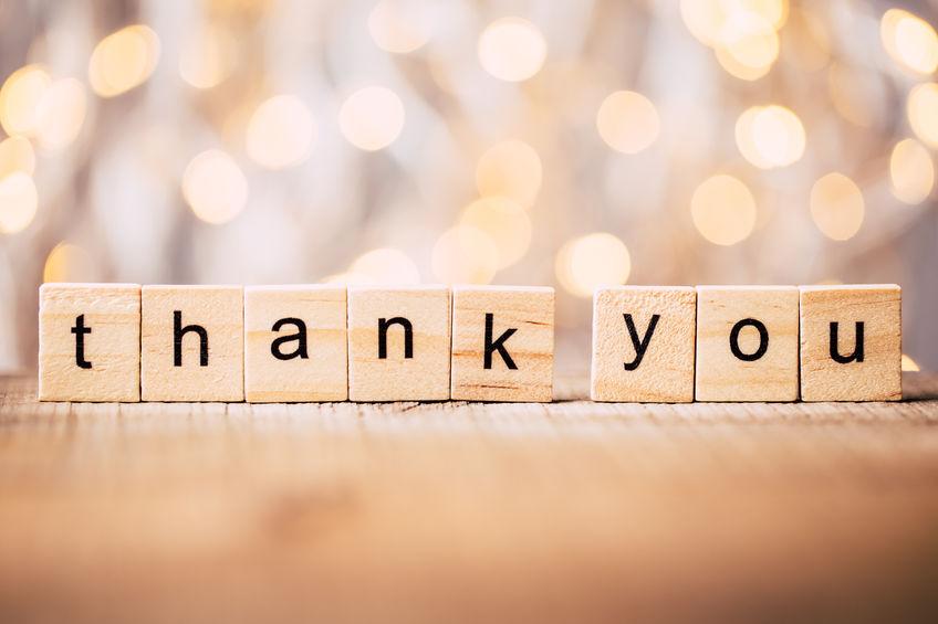Four Ways to Spread Gratitude Within Your Organization