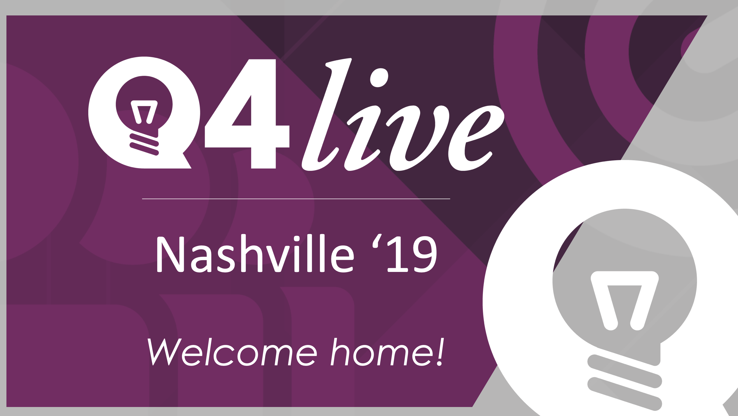Top Takeaways from Q4Live in Nashville