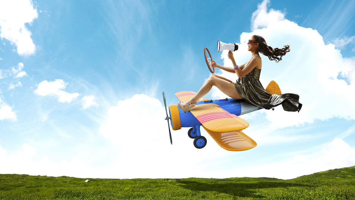 Take-offs, Landings, and Emergencies-In-Flight