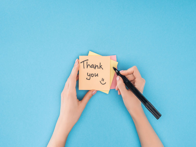 Working in a Culture of Gratitude
